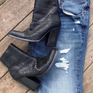 Mainframe Ankle Boots 8